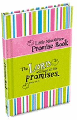 Little Miss Grace Promise Book:  2009 edition cover