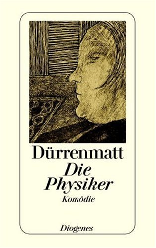 Die Physiker: 1st 2001 edition cover
