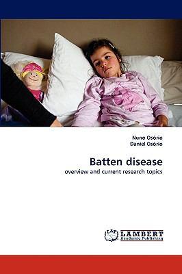 Batten Disease N/A 9783838361475 Front Cover