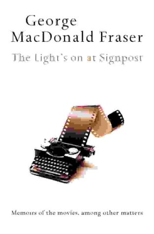 The Light's on at Signpost N/A edition cover