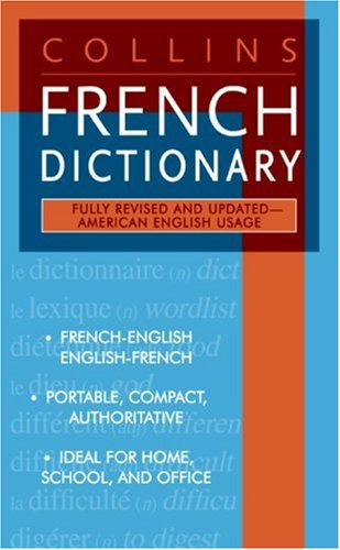 Collins French Dictionary  N/A edition cover