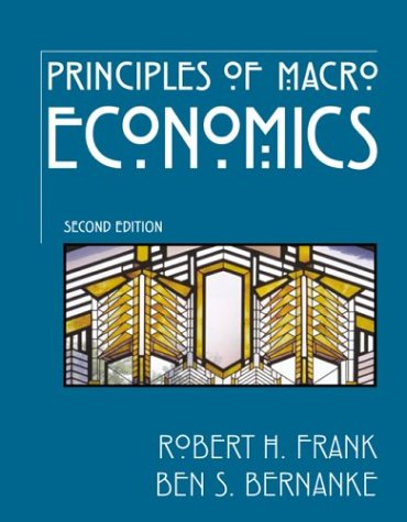 Principles of Macroeconomics+ DiscoverEcon Code Card  2nd 2004 (Revised) edition cover