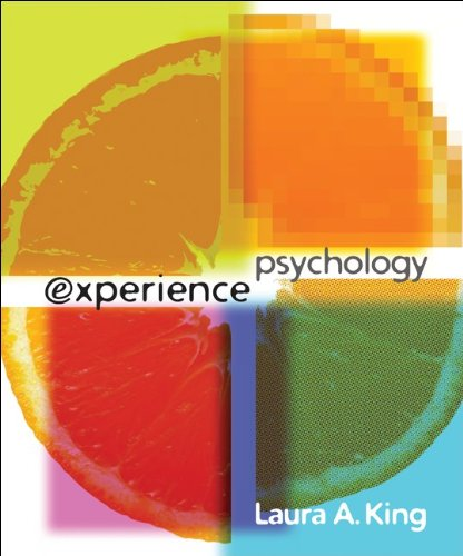 Experience Psychology   2010 edition cover