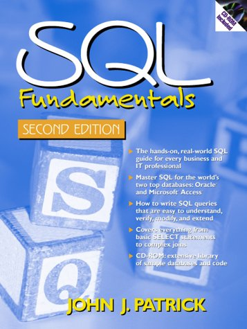 SQL Fundamentals  2nd 2002 (Revised) edition cover