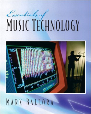 Essentials of Music Technology   2003 edition cover