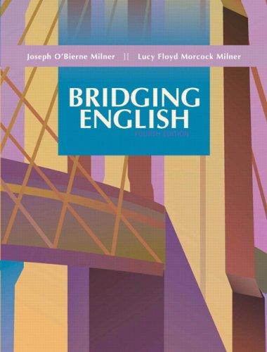Bridging English  4th 2008 edition cover