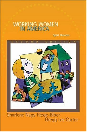 Working Women in America Split Dreams 2nd 2005 (Revised) edition cover