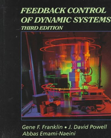 Feedback Control of Dynamic Systems  3rd 1994 9780201527476 Front Cover