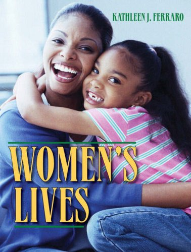 Women's Lives   2009 edition cover