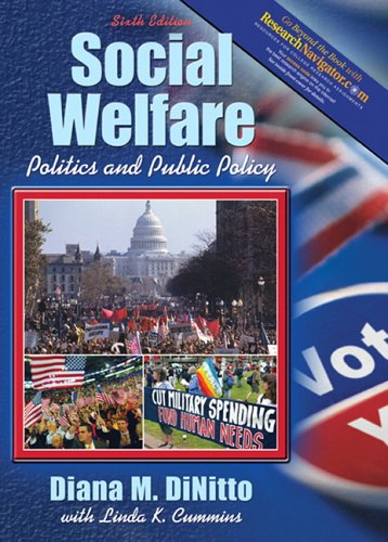 Social Welfare Politics and Public Policy with Research Navigator 6th 2007 (Revised) edition cover