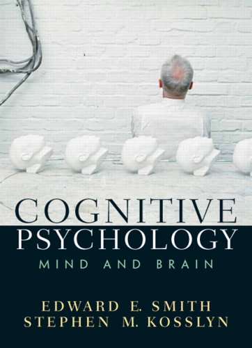 Cognitive Psychology Mind and Brain- (Value Pack W/MySearchLab)  2007 edition cover