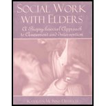 Social Work with Elders A Biopsychosocial Approach to Assessment and Intervention  2002 edition cover