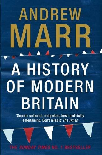 History of Modern Britain  2nd 2009 edition cover