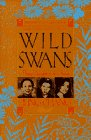 Wild Swans Three Daughters of China Reprint  edition cover