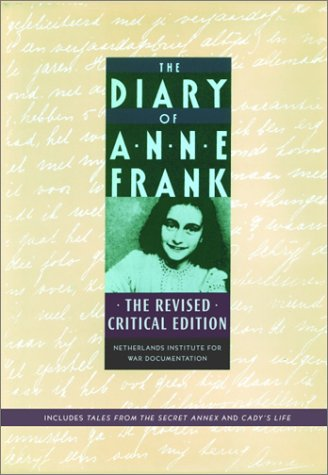 Diary of Anne Frank   2003 (Revised) edition cover
