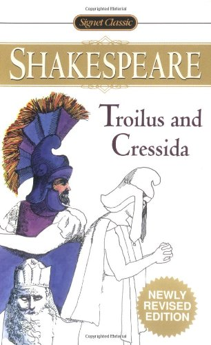 Troilus and Cressida   2002 edition cover