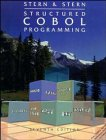 Structured COBOL Programming  7th 1994 9780471597476 Front Cover
