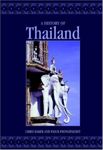History of Thailand   2005 edition cover