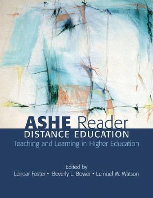 Distance Education : Teaching and Learning in Higher Education  2002 9780536669476 Front Cover