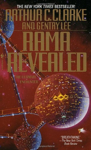 Rama Revealed   1994 9780553569476 Front Cover