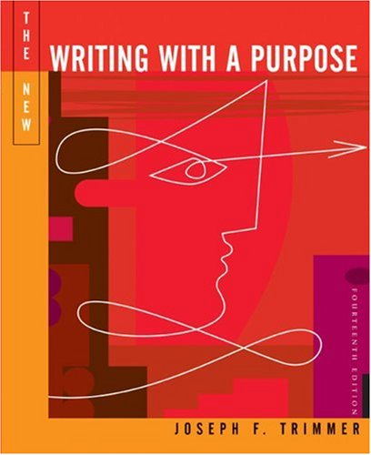 New Writing with a Purpose  14th 2004 edition cover