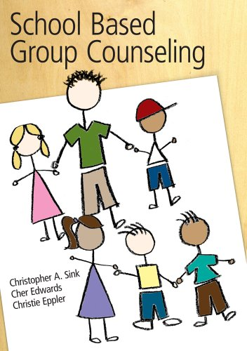 School Based Group Counseling   2012 edition cover