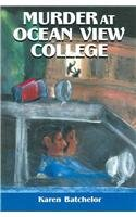Murder at Ocean View College: 1st 2006 edition cover