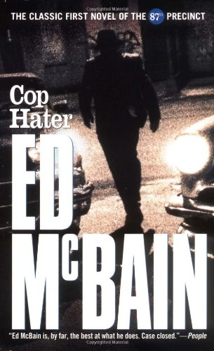 Cop Hater   1999 9780671775476 Front Cover
