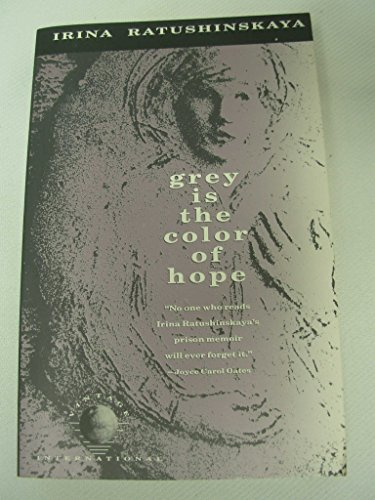 Grey Is the Color of Hope N/A edition cover