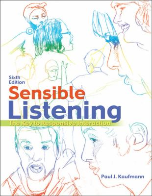 Sensible Listening The Key to Responsive Interaction 6th (Revised) edition cover