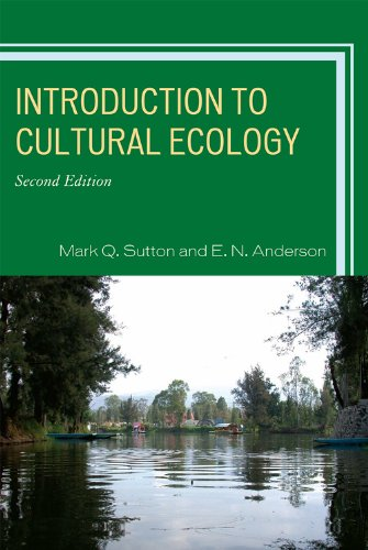 Introduction to Cultural Ecology  2nd 2009 (Revised) edition cover