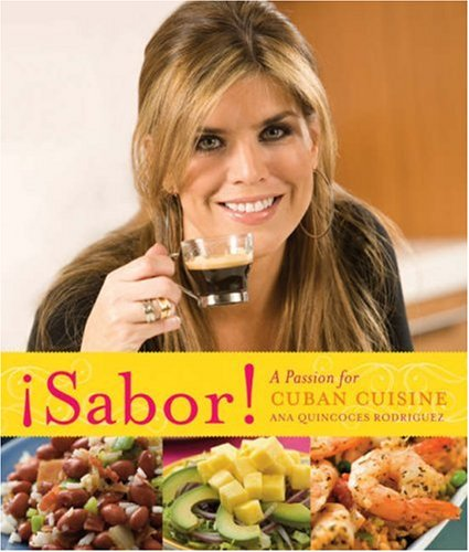 Sabor! A Passion for Cuban Cuisine  2008 edition cover