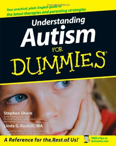 Understanding Autism for Dummies   2006 edition cover