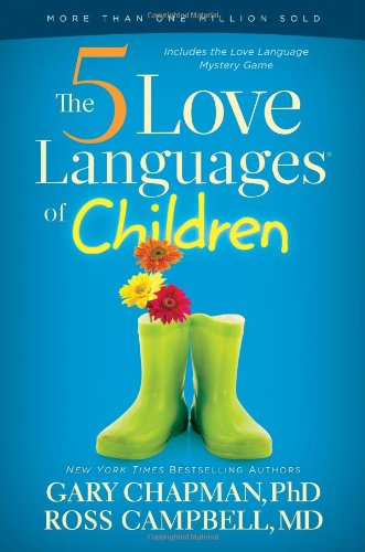 5 Love Languages of Children   2012 9780802403476 Front Cover