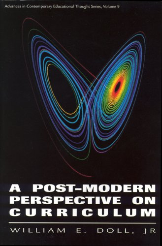 Post-Modern Perspective on Curriculum   2003 edition cover