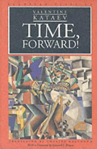 Time, Forward!   1995 edition cover