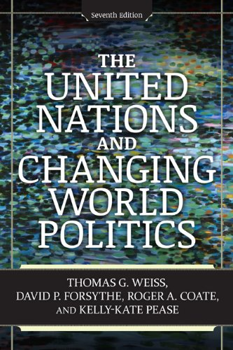 United Nations and Changing World Politics  7th 2014 edition cover