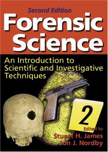 Forensic Science  2nd 2005 (Revised) 9780849327476 Front Cover