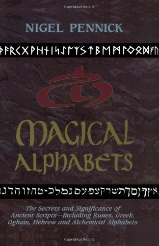 Magical Alphabets  N/A 9780877287476 Front Cover