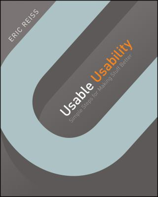 Usable Usability Simple Steps for Making Stuff Better  2012 edition cover