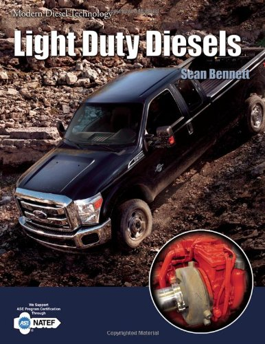 Modern Diesel Technology Light Duty Diesels  2012 edition cover