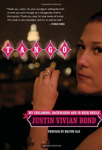 Tango My Childhood, Backwards and in High Heels  2011 edition cover