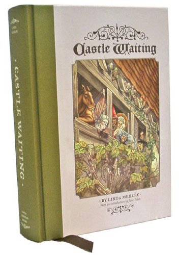 Castle Waiting   2006 edition cover