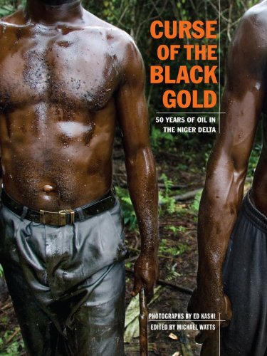 Curse of the Black Gold 50 Years of Oil in the Niger Delta  2010 edition cover