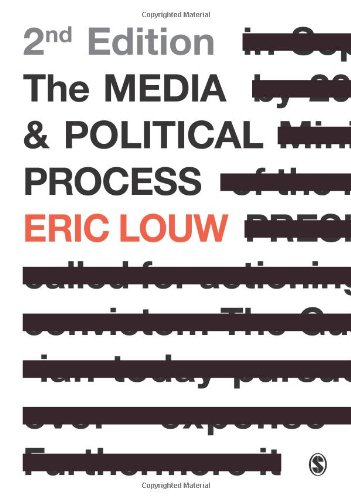 Media and Political Process  2nd 2010 edition cover