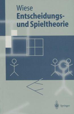 Entscheidungs- und Spieltheorie   2002 edition cover