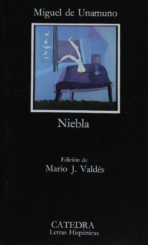NIEBLA  17th 2001 edition cover
