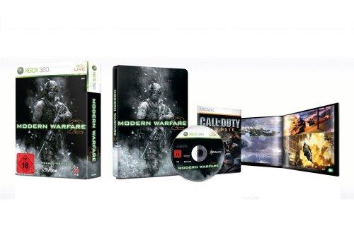 Call of Duty: Modern Warfare 2 - Hardened Collectors Edition (Deutsch) Xbox 360 artwork