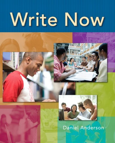 Write Now   2011 (Revised) edition cover
