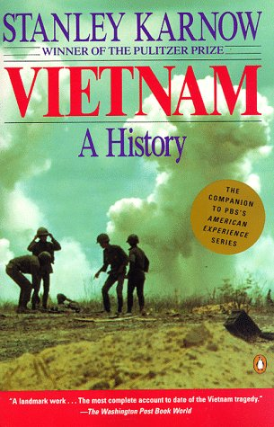 Vietnam A History 2nd 1997 (Revised) edition cover